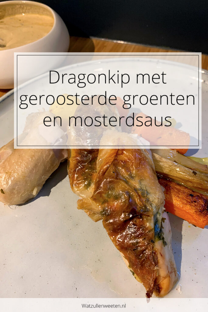 Kip met dragon